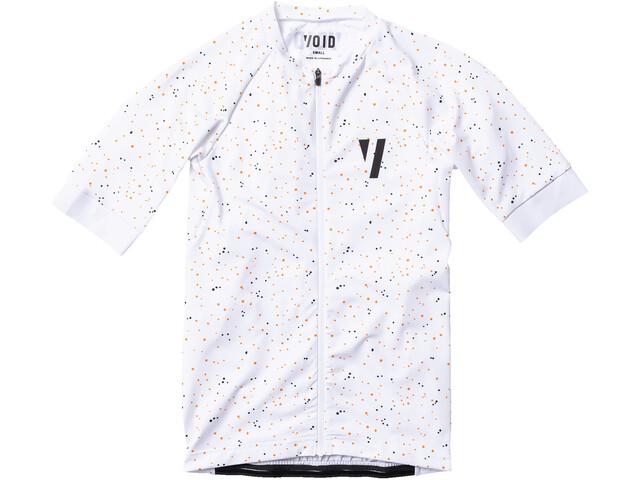 VOID Print Maillot Manches courtes Homme, white neon spray